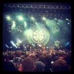 Flogging Molly bei Rock am See 2012